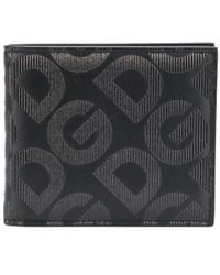 Dolce & Gabbana 二つ折り財布 - ブラック