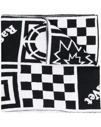 Rassvet (PACCBET) ニットスカーフ - ブラック