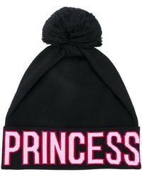 Dolce & Gabbana Princess Beanie - Черный