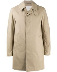 Mackintosh Dunoon short coat - Natur