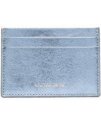 L'Autre Chose カードケース - ブルー