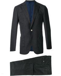 Fashion Clinic ツーピース スーツ - グレー