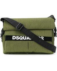 DSquared² Сумка На Плечо - Зеленый