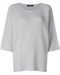 Iris Von Arnim - Knitted Sweater - Lyst