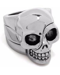 Alexander McQueen - Кольцо Skull - Lyst