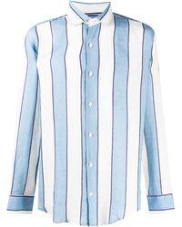 Frescobol Carioca Полосатая Рубашка - Синий