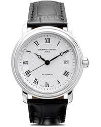 Frederique Constant Наручные Часы Classics Automatic 40 Мм - Белый