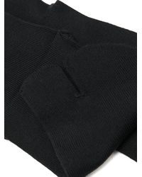 Maison Margiela Tabi 靴下 - ブラック