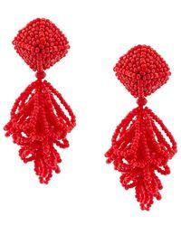 Sachin & Babi - Mini Lulu Clip-on Earrings - Lyst
