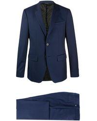 Givenchy Slim-fit Suit - Blue
