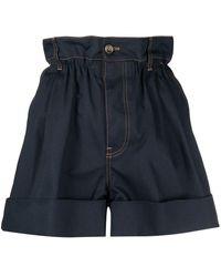 Miu Miu Shorts - Blue