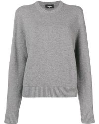 DSquared² - Relaxed-fit Sweater - Lyst cfa14bc79