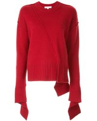 Robert Rodriguez - Deconstructed Sleeves Jumper - Lyst