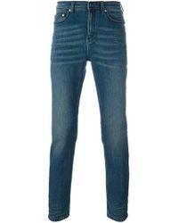 Neil Barrett - Super Skinny Jeans - Lyst
