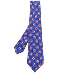 Kiton | All Over Print Tie | Lyst