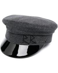 Ruslan Baginskiy Фуражка С Вышитым Логотипом - Серый