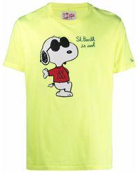 Mc2 Saint Barth - グラフィック Tシャツ - Lyst