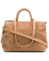 Marsèll - Double Handle Tote - Lyst