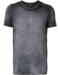 Avant Toi - ラウンドネック Tシャツ - Lyst