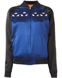 Opening Ceremony - Reversible Bomber Jacket - Lyst