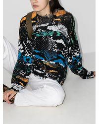 R13 - オーバーサイズ セーター - Lyst