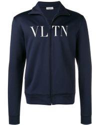 Valentino Vltn Sweatshirt - Blue