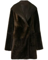 Sylvie Schimmel - Cortina Oversized Coat - Lyst