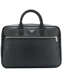 Emporio Armani - Logo Laptop Case - Lyst