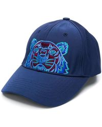 KENZO - Tiger Patch Cap - Lyst