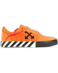Off-White c/o Virgil Abloh Low-top Sneakers - Oranje
