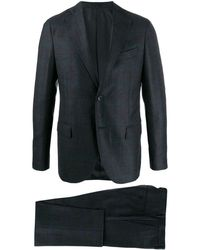 Dell'Oglio Formal Two-piece Suit - Grey