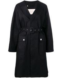 Mackintosh - ストームシステム リネン Vネック コート Lm-096b - Lyst