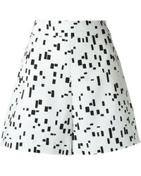 Andrea Marques - Printed Shorts - Lyst