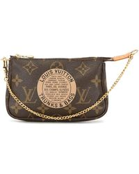 Louis Vuitton Clutch mini Pre-owned 2007 - Marrone