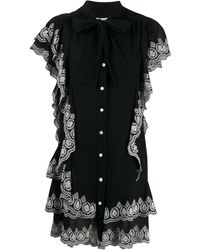 10 Crosby Derek Lam Kalia ドレス - ブラック