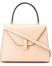 Valextra Small Iside Bag - Pink