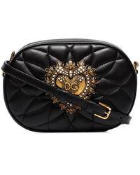 Dolce & Gabbana - Devotion カメラバッグ - Lyst