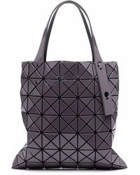Bao Bao Issey Miyake Sac cabas Prism à design d'empiècements - Violet