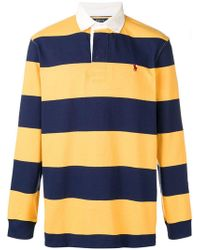 Polo Ralph Lauren - Striped Polo Shirt - Lyst