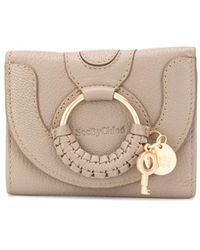 See By Chloé Hana O-ring Detail Wallet - Multicolor