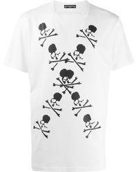 Mastermind Japan - スカル Tシャツ - Lyst
