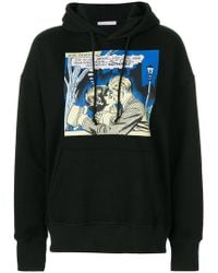 "Olympia Le-Tan - ""i Feel Nothing"" Hoodie - Lyst"