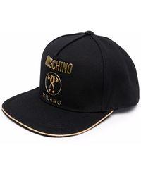 Moschino - ロゴ キャップ - Lyst