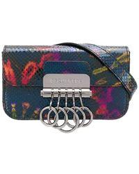 DSquared² Tie-dye Printed Belt Bag - Многоцветный