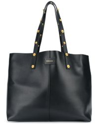 Versace - Oversized Tote - Lyst