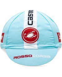 Supreme Castelli Cycling Cap - Blue