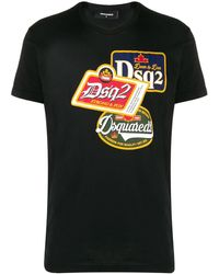 DSquared² ショートスリーブ Tシャツ - ブラック