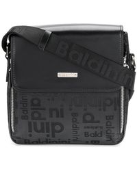 Baldinini - Fold Over Messenger Bag - Lyst