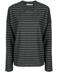 Vince - Longsleeved T-shirt - Lyst