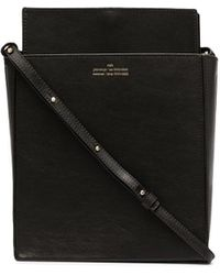 ROKH Medium File Box Cross-body Bag - Black